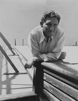 Imogen Cunningham, Spencer Tracy, 1932 © The Imogen Cunningham Trust