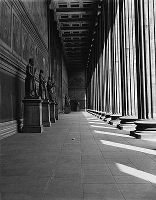 Sasha Stone Altes Museum, 1927/28 © Serge Stone