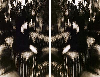 Night Gatherers, 2005 Gelatin silver print, toned© TORSTEN WARMUTH
