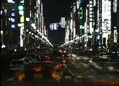 Tokyo Nights, (Video Still), Peter M. Cook