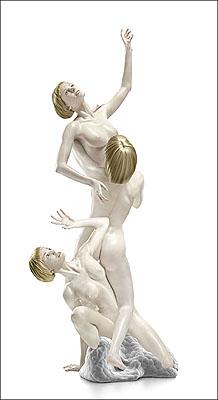 figura serpentina, lightjet-print, edition 6 + 2 ap, 148 x 248 cm