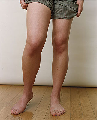 Ryudai Takano from the Series In My Room 2002-2005, C-Print Photo courtesy of Boehm Trade Center and the artist
