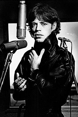 Helmut Newton, Mick Jagger, Paris 1978