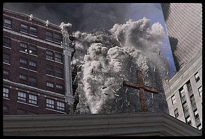 James Nachtwey, New York, September 11, 2001 © Photo James Nachtwey / VII Agency