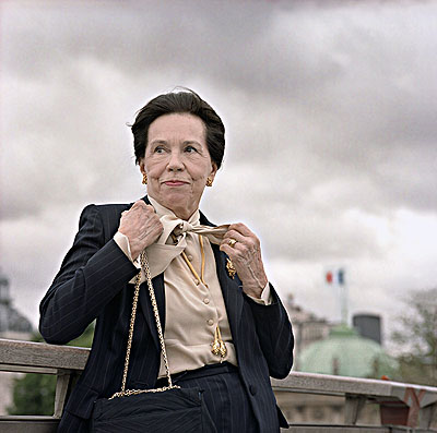 Tina Merandon, Marie-France Garaud, digital photography, 2006