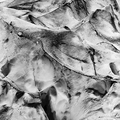 Detlef Orlopp, 3. September 1995, Silbergelatineprint, 44,3 x 44,7 cm (60,5 x 50,8 cm)