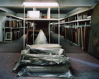 STATUS #16, 2005, C-Print / Diasec, 100 x 123,5 cm © Erik Niedling / VG Bild Kunst, Bonn