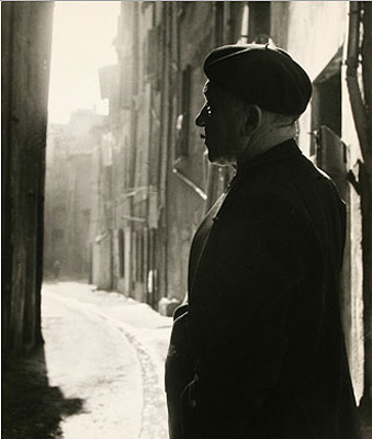 Robert Doisneau Cendras 1945