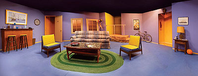 Little Living Room, 2007, C-print, 30