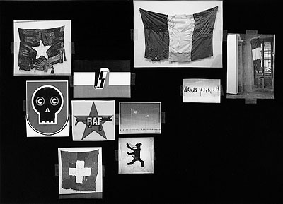 Costa Vece From the series Dark Days, 2006 (Dunkle Tage) 69 parts, Inkjet print, 35,8 x 47,9 cm Courtesy Galleria Franco Noero, Turin © Costa Vece