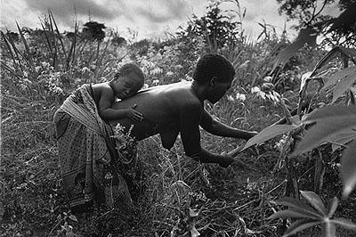 SEBASTIÃO SALGADO. ÁfricaProvincia de Zambeze (Mozambique), 1994© Sebastião Salgado / Amazonas images