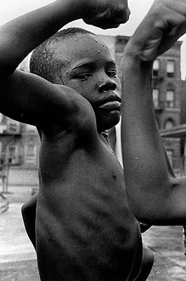Harlem, New York. 1963 © Leonard Freed / Magnum Photos
