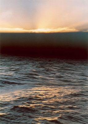 © Paul Albert Leitner, Port Phillip Bay, St.Kilda, Melbourne 2005, Courtesy der Künstler und Galerie Fotohof Salzburg