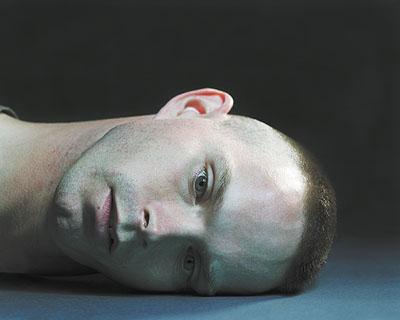 Soldier Claxton, 2005 © Suzanne Opton