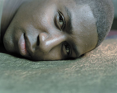 Soldier Jefferson, 2005 © Suzanne Opton
