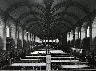 Bibliotheque St. Genevieve Paris 1989