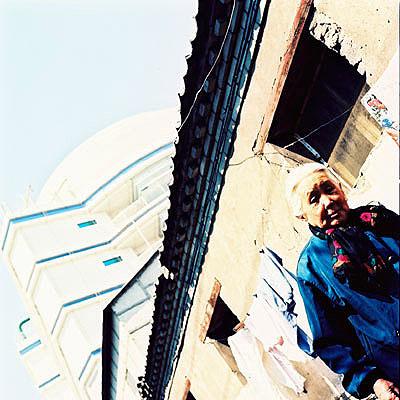 Stadt Träume Beijing # 10 , 2002, C-Handabzug