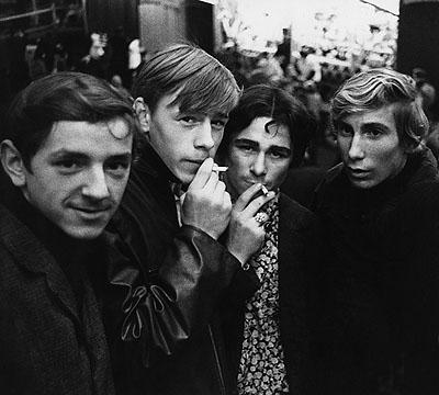 © Roger Melis, Jugendliche, Berlin, 1969