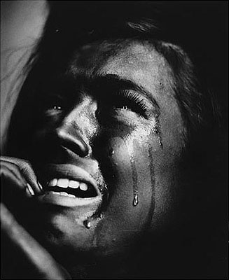 Crying, 1990Silver Gelatin Print110 x 150 cmEdition of 15