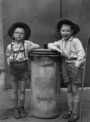 Harbour Children No. 1Hamburg, 1964© Roswitha Hecke