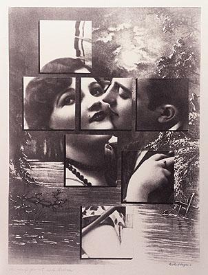 Herbert BayerDer Mensch gewinnt durch Illusion, 1931Silver bromide gelatin, 42,2 x 32 cmMuseum Folkwang, Fotografische Sammlung, Essen© VG Bild-Kunst, Bonn 2007