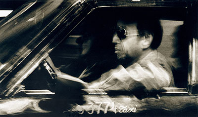 Taxi Driver, 2007, Gelatin silver print, toned, 80,5x135,4 cm, edition of 3