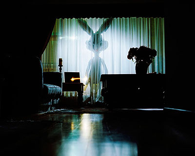 Trent ParkeBugs, 2006from Silent NightPigment print28 x 35cm, edition of 8 + 2 AP72 x 90cm, edition of 8 + 2 AP