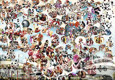 IlUltimoParaisoMartin Denker 2006Format: 186 x 131 cm