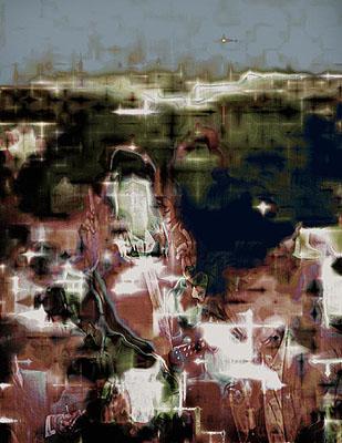 VenicePsychoShowMartin Denker 2005Format: 126 x 98,8Material: Technik: C-PrintAuflage: 6