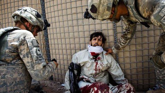 Afghanistan, 2010  |  © Christoph Bangert