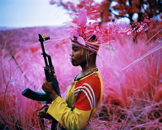Richard Mosse: Safe From Harm © Richard Mosse