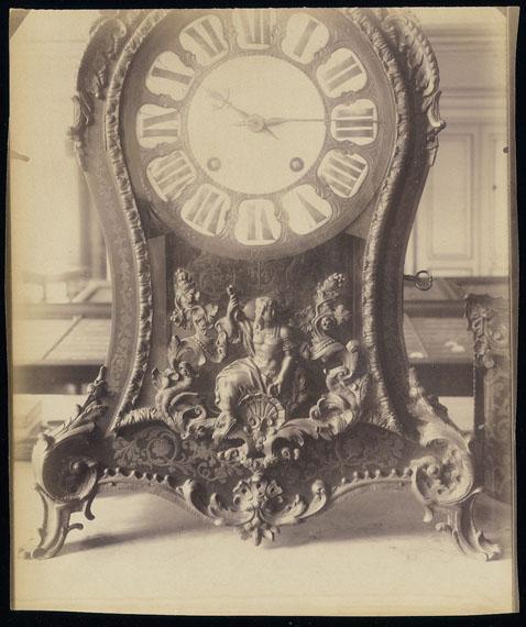 Eugene Atget: La Monnaie, Quai Conti, 6e, 1906 ® Eugene Atget