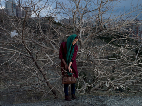 Winner of 5th Carmignac Gestion Photojournalism Award on Iran