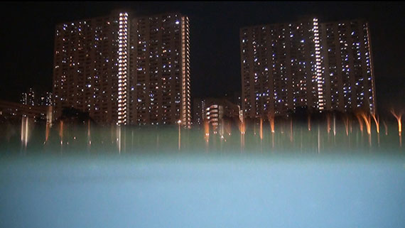 Andreas Müller-PohleShing Mun River. Hong Kong, 2014 (video still)