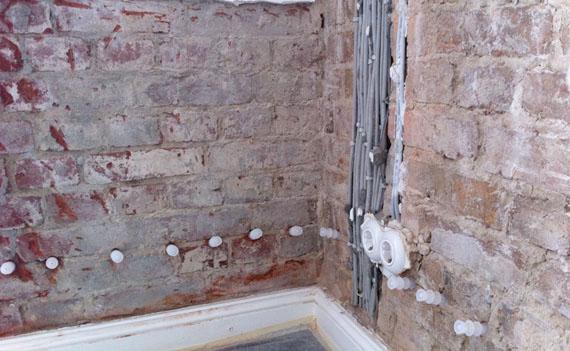 Renovierung / Restoring