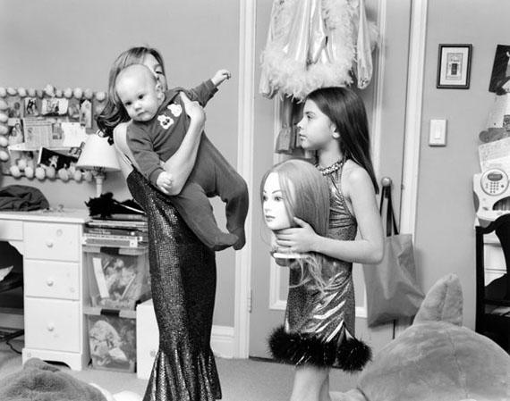 The Baby Manequin, 2003 © Tina Barney
