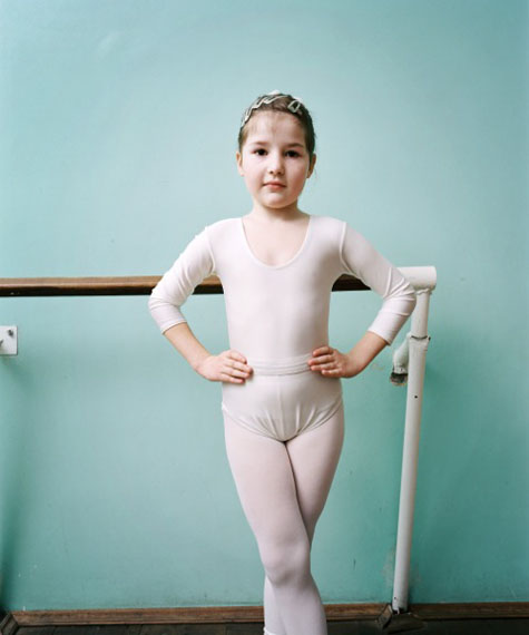 "Rob Hornstra: aus der Serie ""Ballets Russes"" / ""The Sotchi Project"""