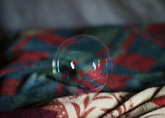 Linelle Deunk: Alice's Bed, Uganda, 2014