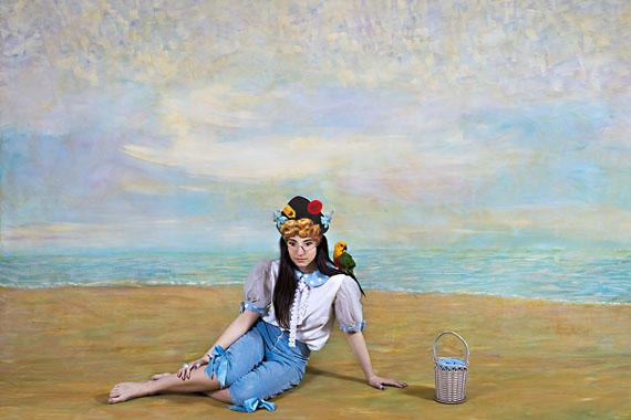 Polixeni Papapetrou The Day Dreamer, 2014. Pigment print, 100 x 150cm. © Polixeni Papapetrou