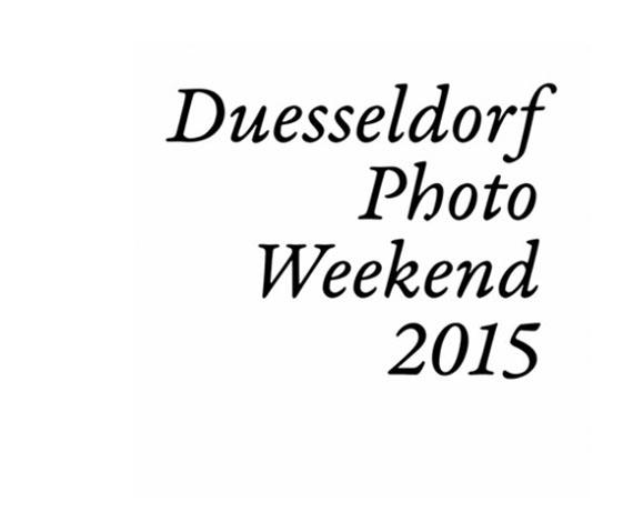Duesseldorf Photo Weekend 2015