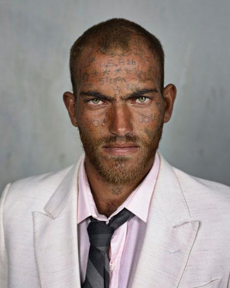 "Daniel Richards, Milnerton, from the series ""Kin"" (2006-2013), 2013 © Pieter Hugo, courtesy | PRISKA PASQUER"