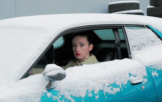 Claudia ImbertLe Garage, 201230 x 40 cmVideo HD 2 min und C-PrintCourtesy Galerie Esther Woerdehoff