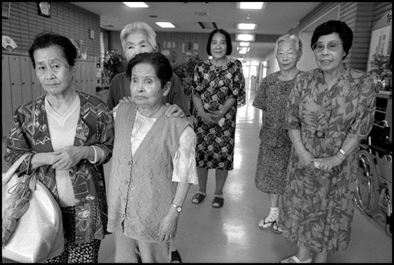 Marissa Roth: Six Hibakusha, A-Bomb Survivors, Hiroshima, Japan 2002