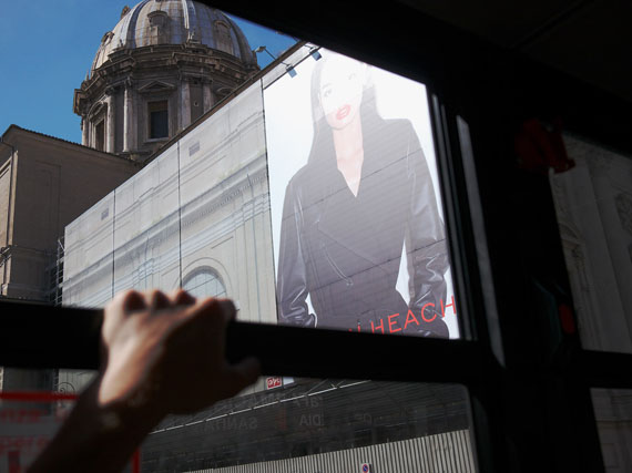 Fotografien und Videos, ROMA 2011
