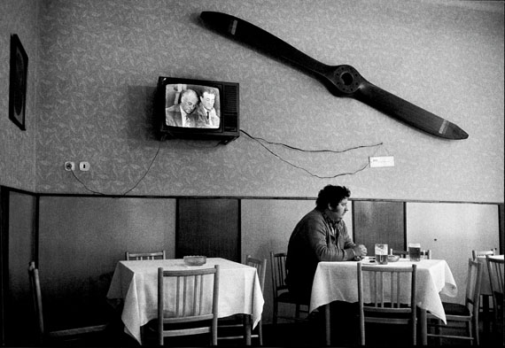 Viktor KolářOhne Titel, Ostrava, 1984Silbergelatine Baryt© Viktor Kolář