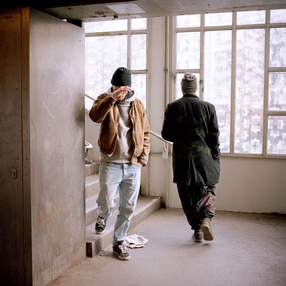 © Norman Behrendt: burning down the house, Berlin, 2007–2012Gewinnerbuch des Fotobuch Dummy-Award 2013, erschienen im Verlag Seltmann+Söhne 2015