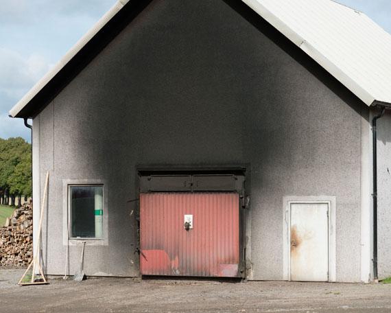 Joachim Brohm: C-Black, 2015, Pigment-Print, 110 x 135 cm