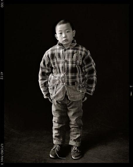 Ji Gaojie, Dengfeng 2004 © Jiang Jian © Jiang Jian
