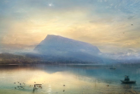 From London to Venice