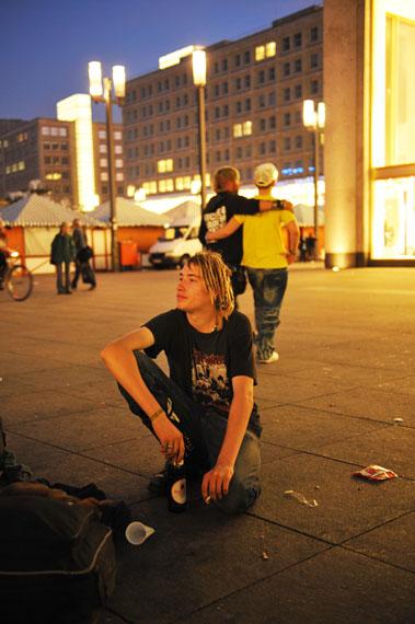 © Göran Gnaudschun, Leo, Alexanderplatz, 2012